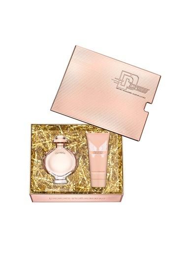 Paco Rabanne Paco Rabanne Olympea EDP 80 ml Kadın Parfüm Seti Renksiz